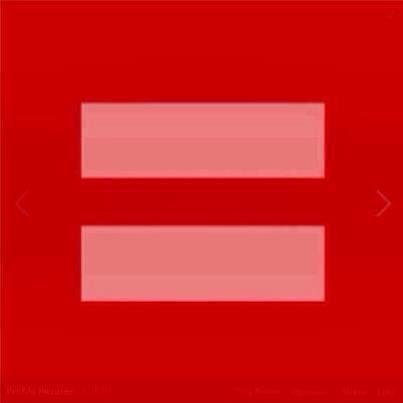 red-equal-symbol
